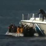Lövések, ütések – válogatott módszerekkel igyekszik visszafordítani a bevándorlókat a görög parti őrség