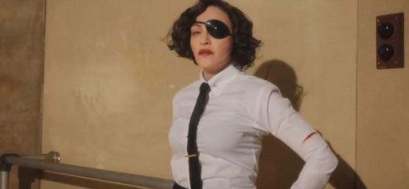 Jön az új Madonna-album, itt egy kis ízelítő