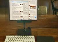 Nem várt helyről jött a fricska: egy iPad Pro a volt Windows-főnök legújabb PC-je