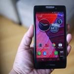 Amiben Motorola készüléke lepipálja az Apple és a Samsung csúcstelefonjait