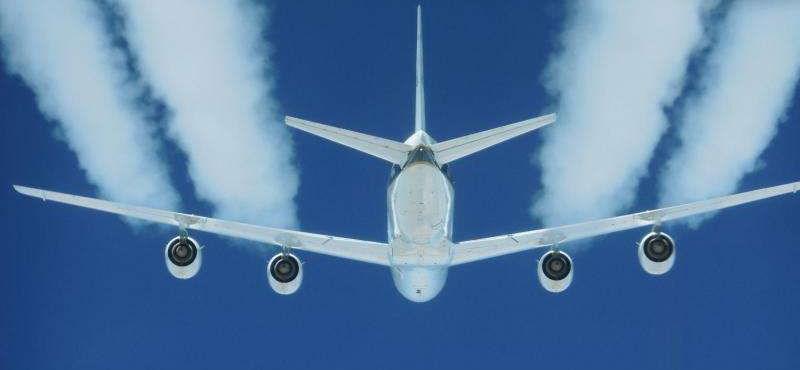 A lezárások megmutatták, hogyan melegítik tovább a légkört a lökhajtásos gépek