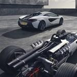 Igazi különlegességgel rukkolt elő a McLaren
