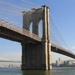 Égő autó miatt lezárták New York jelképét