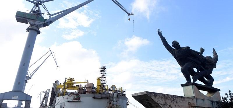 Bedőlt a horvát hajóépítő vállalat