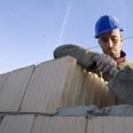 Az unió egészében már javított az építőipar