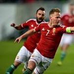Dzsudzsák góljával bravúros döntetlent ért el a magyar válogatott