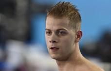 Döntött az úszószövetség Kenderesi Tamás zaklatási ügyében