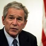 Busht meglepte, hogy Szaddám Huszein nem hitt neki