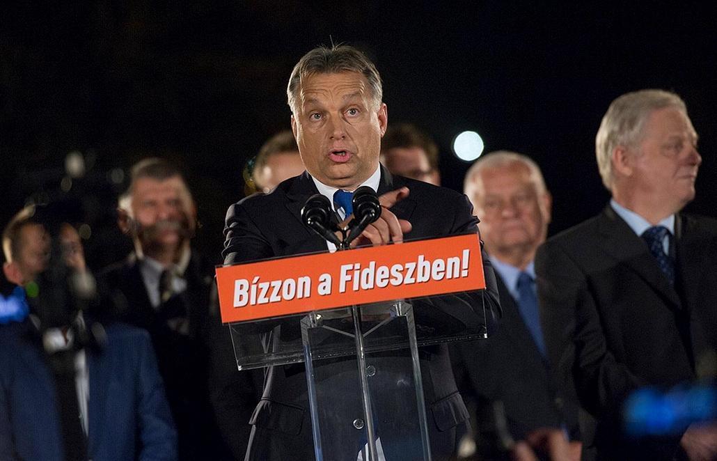 tg. választás 2014, önkormányzati választások 2014.10.12. fidesz, Tarlós István, Orbán Viktor