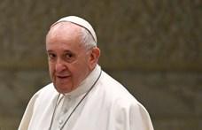 Ferenc pápát nagyon is foglalkoztatják a nők
