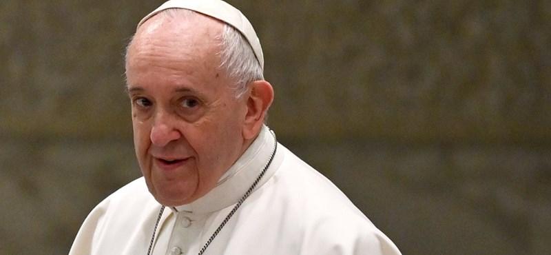 Ferenc pápa Rómában, pápaként kíván meghalni