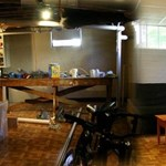 Előtte és utána: garázsból iroda, fotókkal!