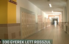 Több mint 330 gyerek lett rosszul egy hajdúsámsoni iskolában