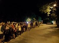 A BKV bemutatta: Libegők helyett a sorban állás éjszakája