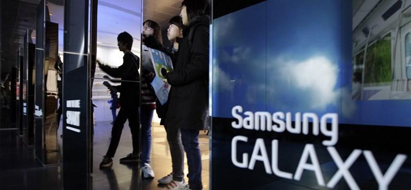 Érkezik a várt Samsung mobil