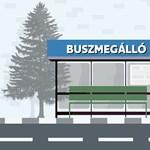 Többmilliárdnyi EU-pénz kevés volt: a Kétfarkú építene buszmegállót az ürömi körforgalomhoz