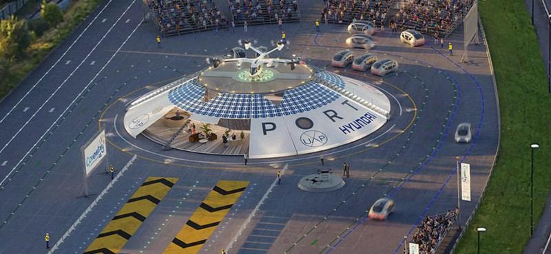 Még idén megnyitnák az első repülő autós kisrepteret