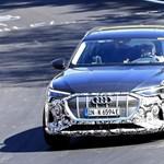 Jön az Audi e-tron SUV sportváltozata