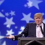 Trump azt bizonygatta a tévében, hogy nagy a farka