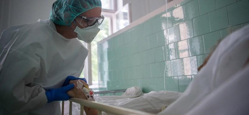 Elhunyt 3 beteg, 3641 főre nőtt a beazonosított fertőzöttek száma