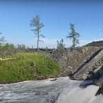 Nehézfémekkel szennyezett vizet pumpáltak a tundrába Norilszknál – videó