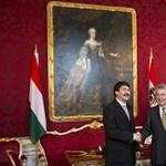 A tranzakciós adót is szóba hozta Ádernek az osztrák államfő