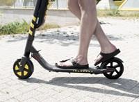 Felbukkant egy újabb e-roller kölcsönző Budapesten