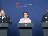 Egy 86 és egy 90 éves magyar beteg halt meg - ez történt az operatív törzs sajtótájékoztatóján