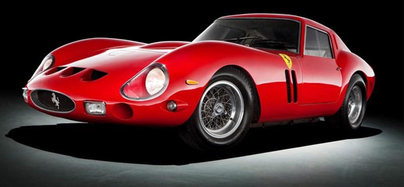 Eladó egy Ferrari, amely után már az adó is 10 millió dollár
