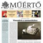 Megjelent a Műértő májusi lapszáma