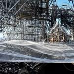 Mérgezéstől tartanak, felfüggesztették a Notre-Dame rekonstrukcióját