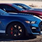Csúcs Mustang: Magyarországra jön a 760 lóerős Shelby GT500