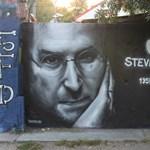 Így búcsúznak Steve Jobstól a kreatívok – a legötletesebb képek