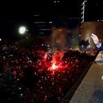 Erdogan komoly kéréssel érkezik Berlinbe