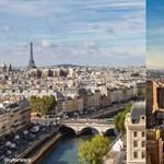 Melyik a sűrűbben lakott város, Párizs vagy New York?