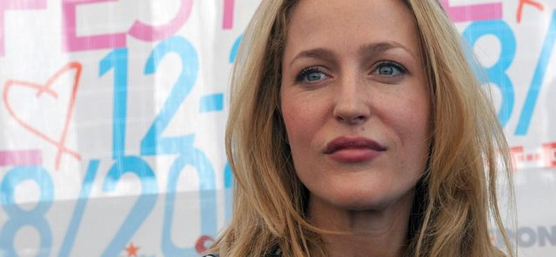 Az X-akták Scully-ja leszbikus vonzódásairól vall