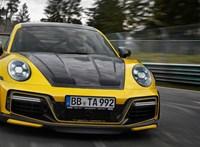800 lóerős motort kapott az új Porsche 911 Turbo S