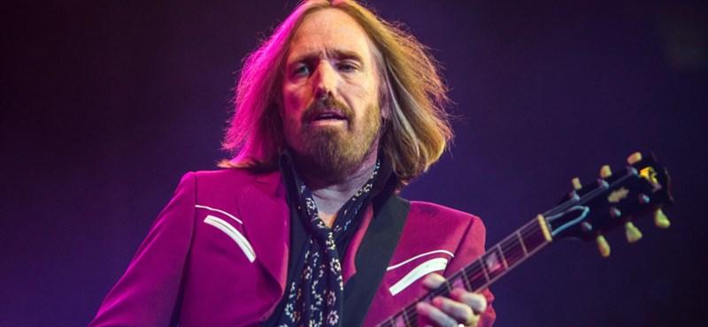 Kiderült, hogy mi okozta Tom Petty halálát