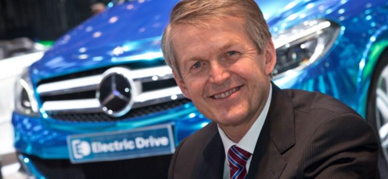 A Daimler-bevásárlás után beijedtek a németek Kínától