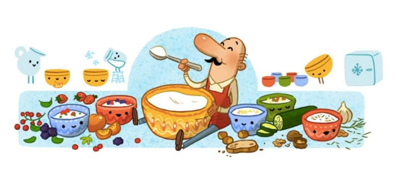 Ki az a Sztamen Grigorov, és miért van ma a Google kereső főoldalán?