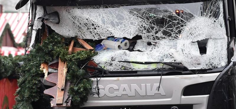 Merkel kimondta, hogy terrortámadásról van szó