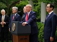 Trump minden kapcsolatot megszakított a WHO-val
