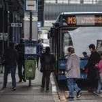 Vírusszűrő is van az újfajta BKV-buszokon