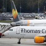 13 nap alatt tudják hazajuttatni a Thomas Cook külföldön rekedt brit utasait