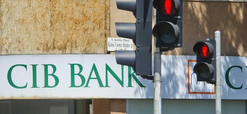 Durva bírságot kapott a CIB Bank