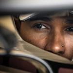 Hamilton hétvégén utolérheti Schumacher rekordját, amiről a brit nem is tudott