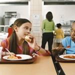 Egészségesebb az amerikai menza, mint a szülői ház konyhája?