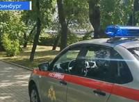Leszúrta három ivócimboráját egy férfi Jekatyerinburgban