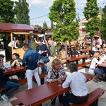 Május közepén nyit a gasztronómia Sziget Fesztiválja