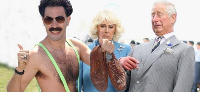 Sacha Baron Cohen keresi a turistákat, akik bajba kerültek a Borat-jelmez miatt